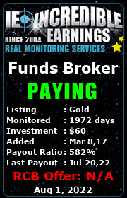 Monitored by incredible-earnings.com